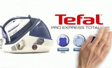 Tefal Pro Express - jedne z najlepszych żelazek na rynku