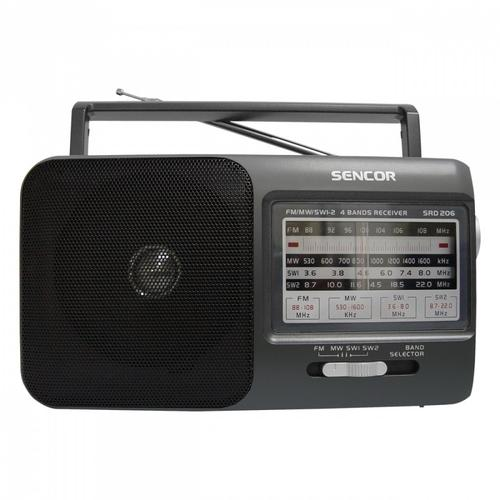 SENCOR SRD 206 RADIO