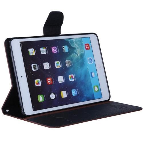 """WEL.COM Fancy case LG G Pad 8.3"""" brown-black, v500"""