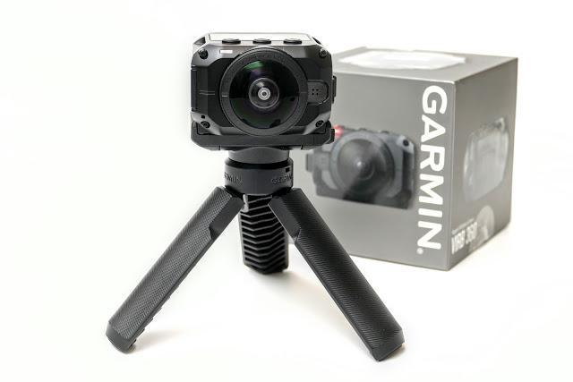 niezawodna kamera sportowa Garmin Virb 360