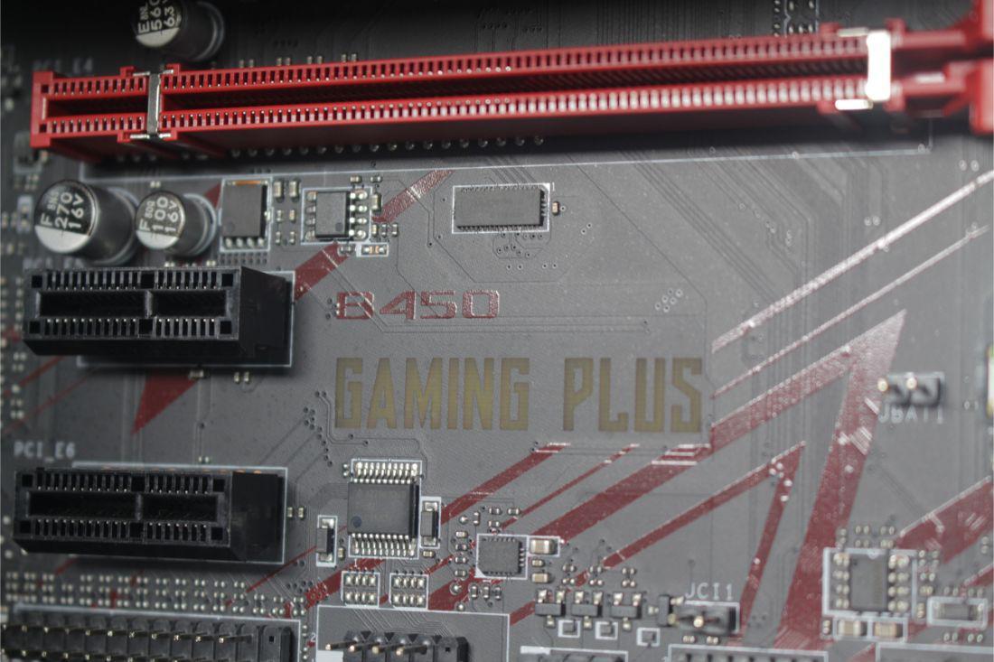 MSI B450 Gaming Plus - płyta główna pod Ryzen 5 3600
