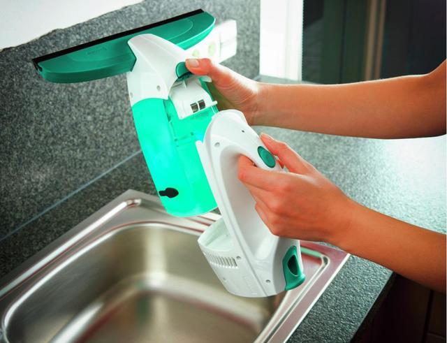 demontaż części w myjce Leifheit Dry & Clean 51004