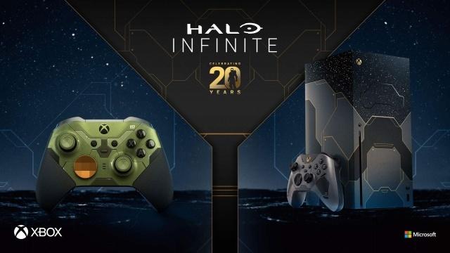 Limitowane edycje konsoli Xbox Series X oraz pada Elite Series 2