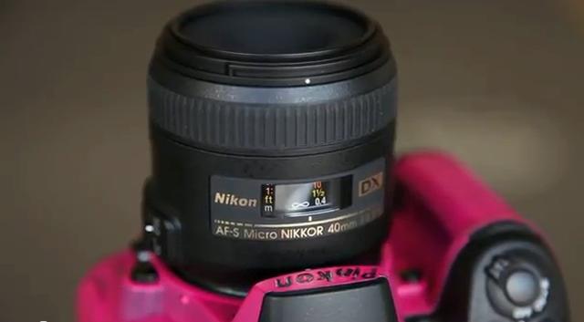 Nikon 40mm f/2.8 AF-S Micro-Nikkor - prezentacja obiektywu