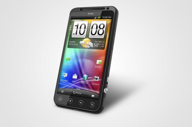 HTC EVO 3D2