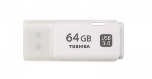 Toshiba Hayabusa 64GB USB 3.0 White