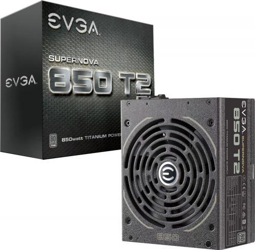 EVGA SuperNOVA T2 850W (220-T2-0850-X2)