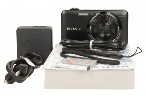 Sony DSC-WX80 black