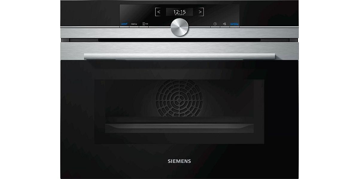 piekarnik 2w1 z mikrofalą marki Siemens