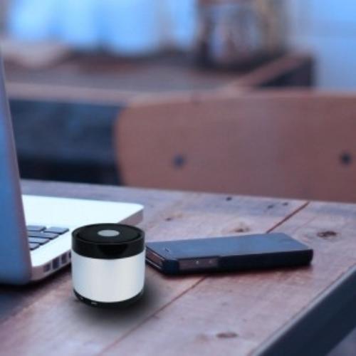 ART Głośnik mobilny z mikrofonem Bluetooth 3W (ver 2.1+EDR)