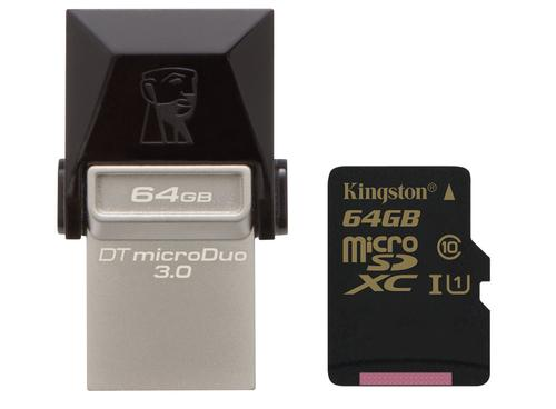 Kingston DataTraveler microDuo 3.0