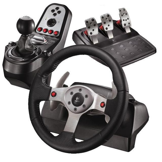 Logitech G25 Racing - kierownica do gier najwyższej klasy