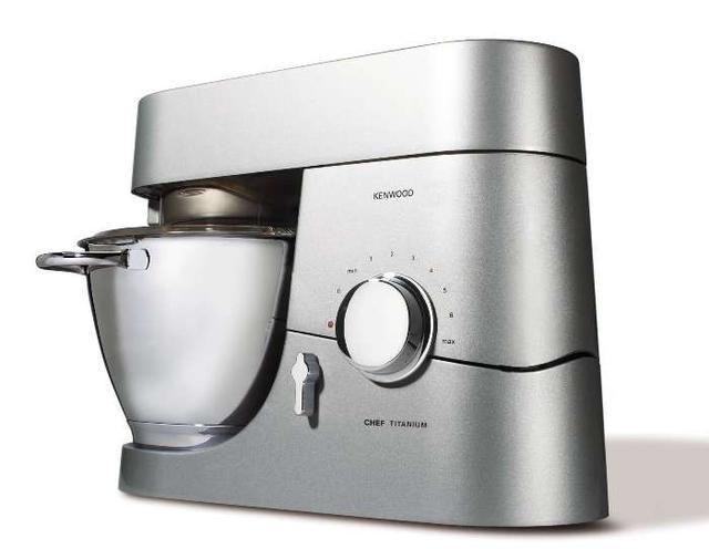 Kenwood Titanium KM010 - robot kuchenny