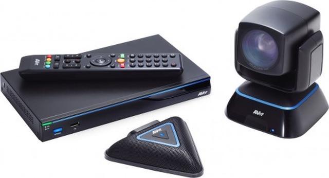 AVER EVC130 PTZ Cam - wideokonferencje na najwyższym poziomie