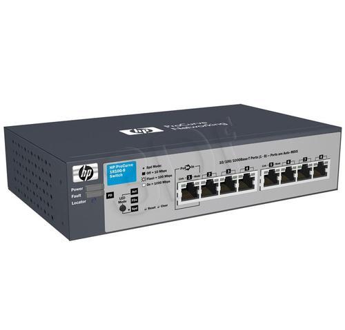 HP 1810-8G v2 Switch (J9802A)