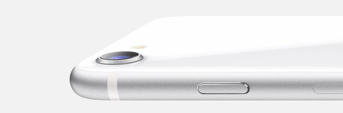 iPhone SE zadebiutuje z jednym aparatem
