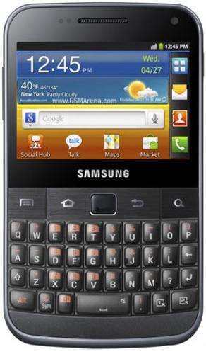Samsung GT-B7800 Galaxy M Pro