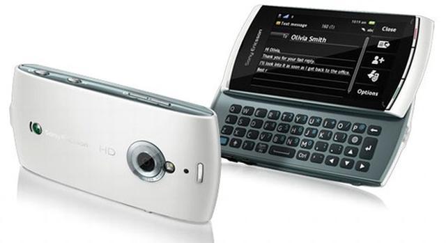 Sony Ericsson Vivaz Pro - test