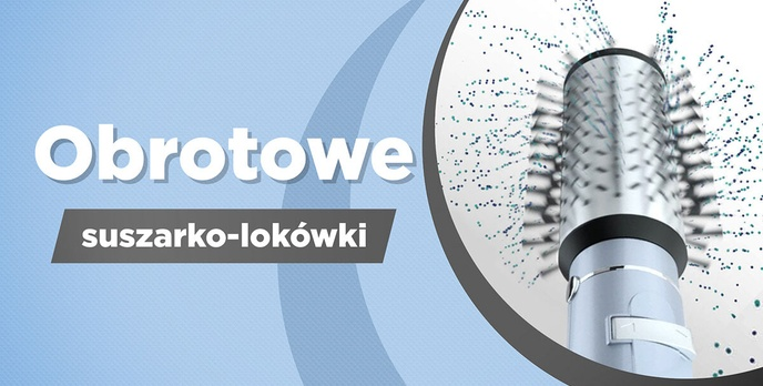 Suszarko-lokówka obrotowa | TOP 5 |