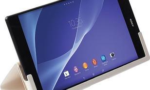 Krusell Etui Malmo do Sony Xperia Z3 Tablet Compact - biały