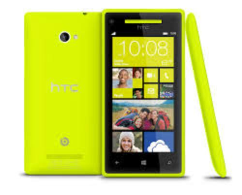 HTC WINDOWS PHONE 8S DOMINO BLACK
