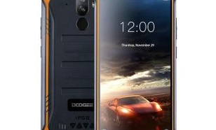 Doogee S40 (pomarańczowy)