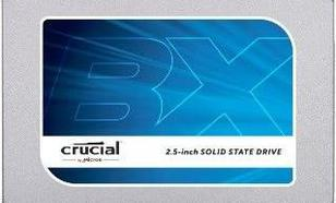 Crucial BX300 SSD 120GB