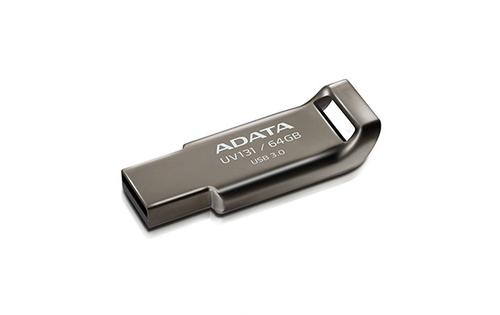 A-Data DashDrive UV131 64GB USB3.0 Grey Aluminium