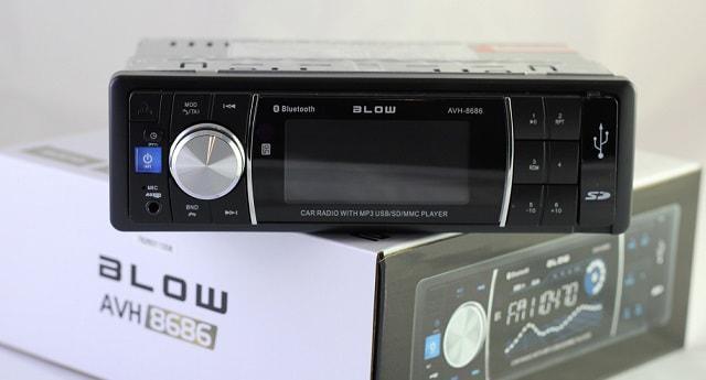 radioodtwarzacz samochodowy Blow