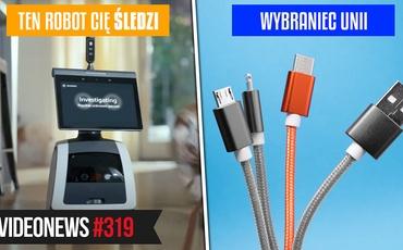 USB-C wybrańcem Unii, Galaxy S22 wycieka, Amazon Astro to porażka - VideoNews #319