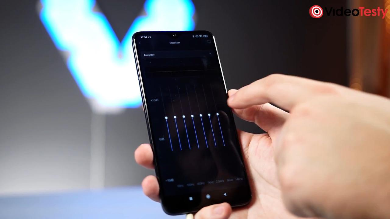 Equalizer w Redmi Note 8 Pro nie zmienia zbyt wiele