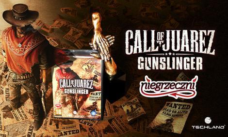 Plebiscyt Niegrzeczni 2014 wygrała gra Call of Juarez: Gunslinger
