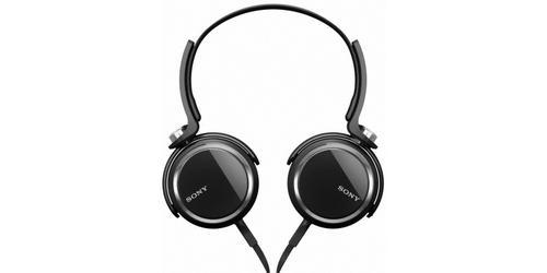 Sony Słuchawki MDR-XB400B Czarne