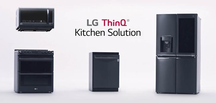 Inteligentna Kuchnia od LG Zaprezentowana na CES 2018