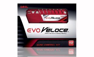 Geil DDR3 EVO Veloce 32GB/1600 (4*8GB) CL10-10-10-28