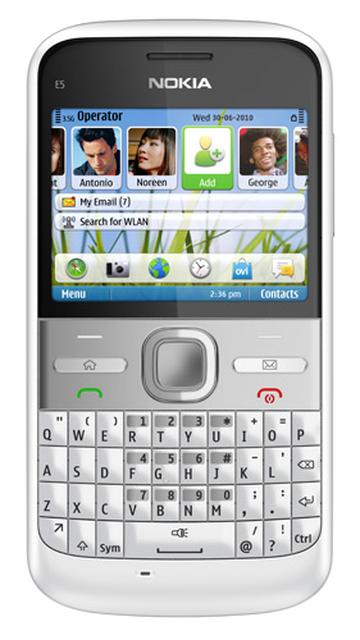 Nokia E5 - video promocyjne