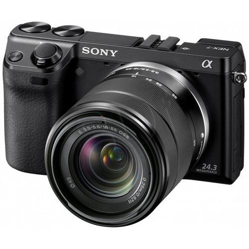 Sony NEX-7KB + NP-FW50