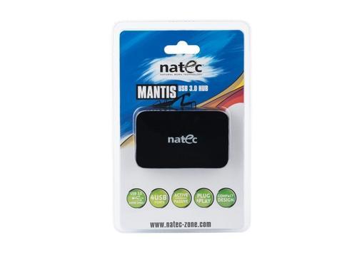 NATEC Hub USB 3.0 4-poty MANTIS
