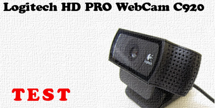 Logitech HD Pro Webcam C920 - Test Kamerki Internetowej FullHD
