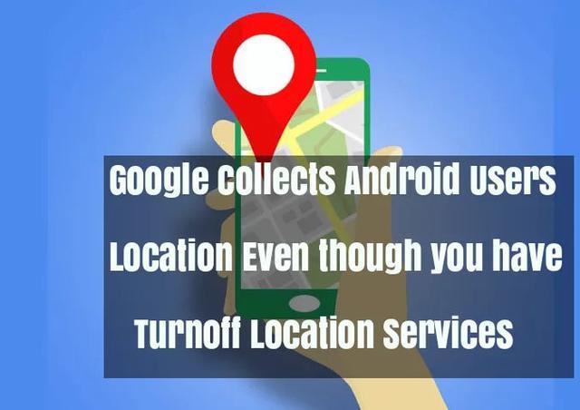 Google Śledzi Przy Wyłączonej Lokalizacji