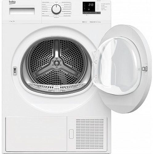 otwarta suszarka do prania