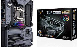 Asus TUF X299-Mark 1, X299, SATA3, DDR4, USB3.1 gen.2, M.2, ATX