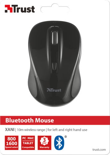 Trust Xani Optical Bluetooth Mouse (czarna)