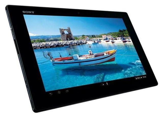 Sony Xperia Tablet Z fot6