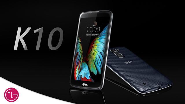 LG K10 test