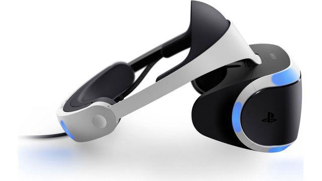 Gogle VR dla użytkowników konsoli PlayStation 4