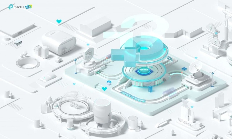 Nowości od TP-Linka na CES 2021 - Mesh, 6 GHz i Smart Home