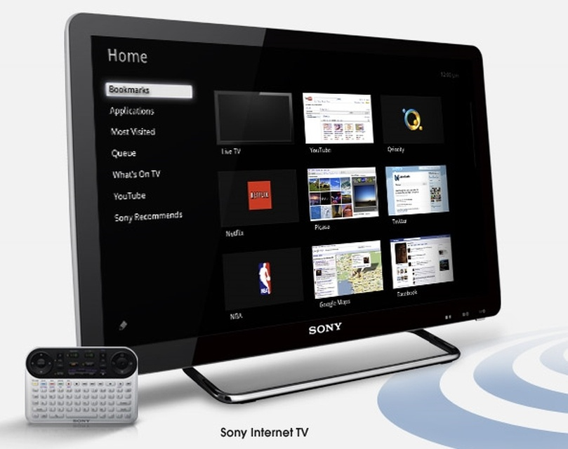 Nowe serwisy na platformie Sony Internet TV