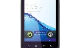 Ntt N-PHONE N01 nawigacja NAVITEL w prezencie!