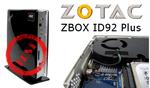 Początek końca tradycyjnych PC? Test Zotac ZBOX ID92 Plus